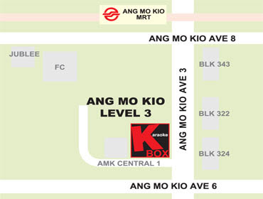 k-box map