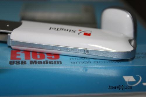 E169 USB Modem Stick