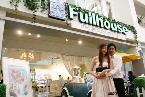 FullHouse Cafe