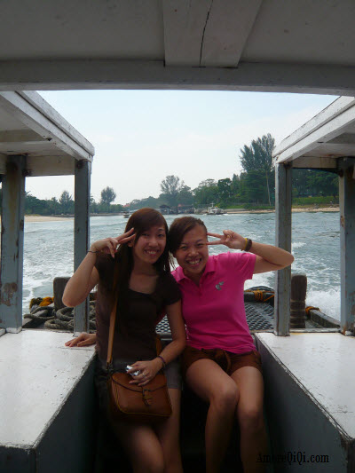 In Bumboat