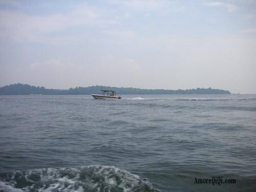 PulauUbinSea