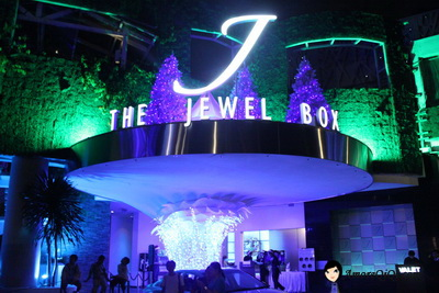 The Jewel Box, Mount Faber