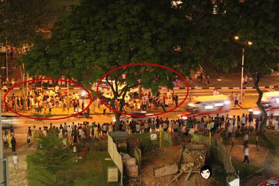 accident at ang mo kio ave 4