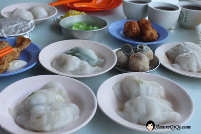 dim sum at tanjung piandang