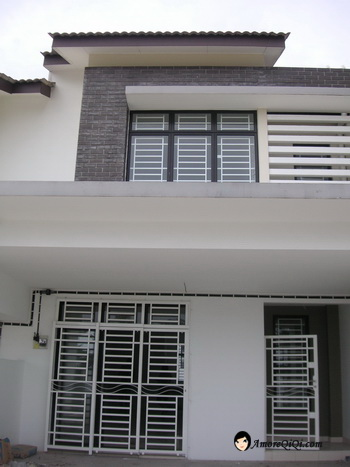 Security doors security door johor for Door design johor bahru